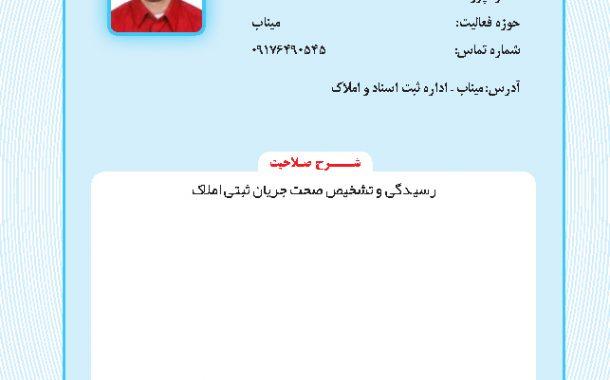 همایون محمودی