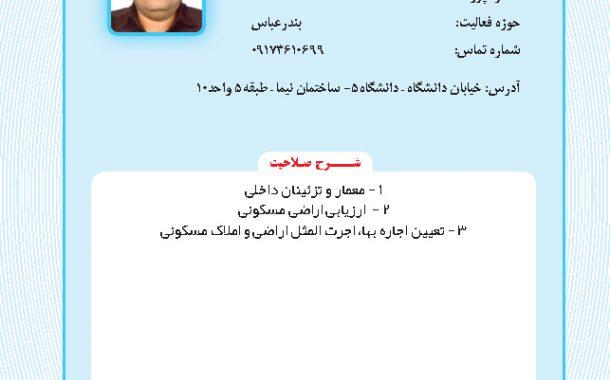 سید عماد الدین البرزی