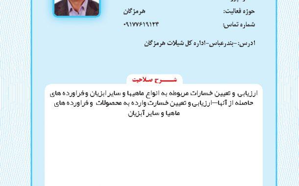 سعید مسندانی