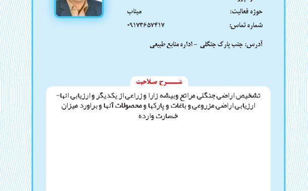اکبر محمودی زاده