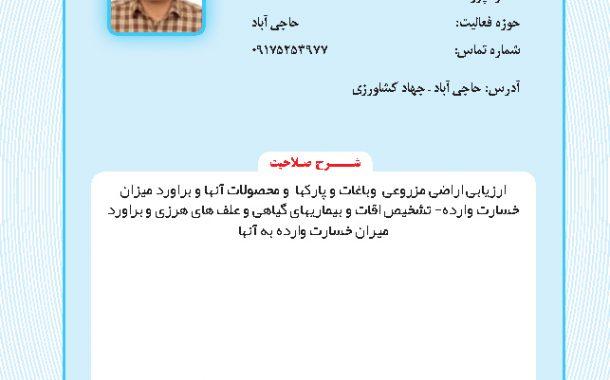 حمید رحیم زاده بهزادی